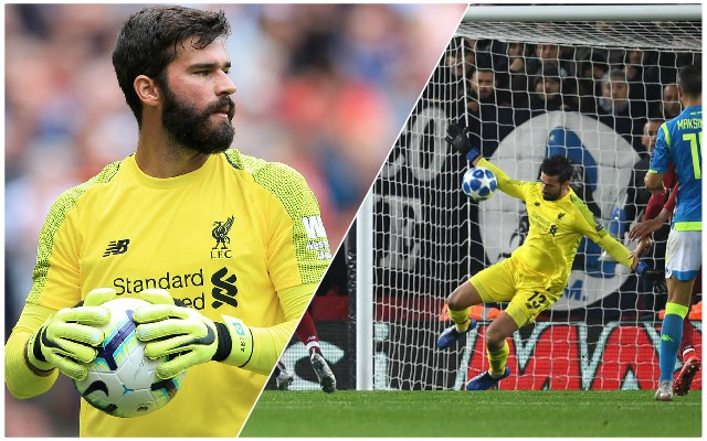 Klopp names price he thinks Alisson is actually worth after heroic performance