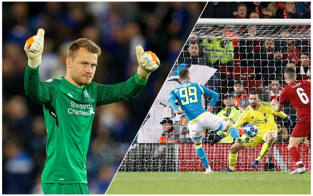 Mignolet shows sheer class with post-match tweet