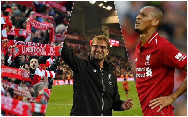 Reds fans will love Fabinho's pre-United comments
