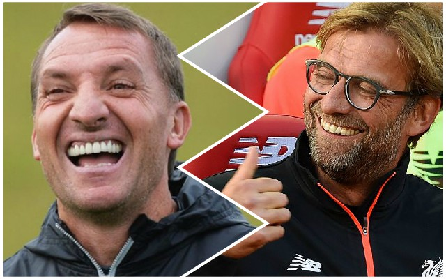 Rodgers predicts LFC's season; explains hilarious reason he wants Reds success