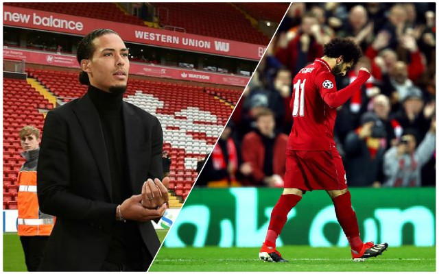 Van Dijk: The truth behind Mo Salah's muted celebrations