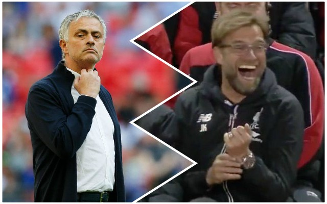 Mourinho hilariously slates United, praises LFC, after demolition