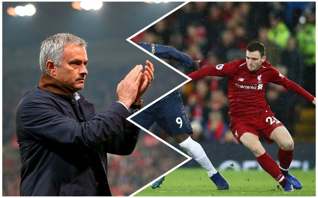 Mourinho's unbelievable quotes about Andy Robertson