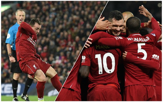 The stunning stat that shows how far the Reds have come under Klopp