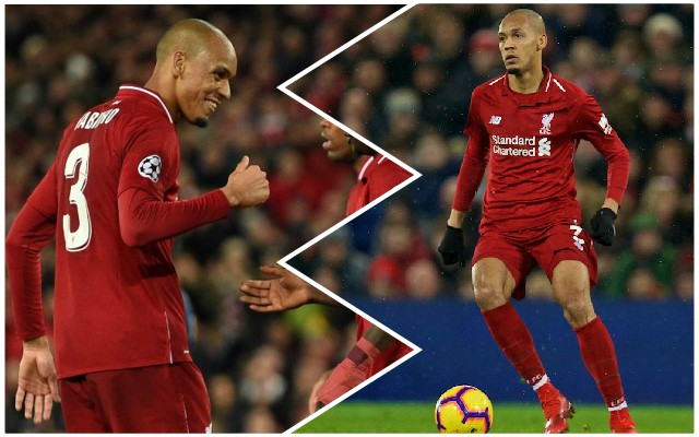Fabinho outlines the one thing he's noticed since signing for Liverpool