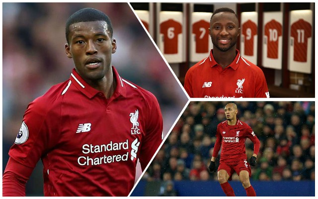 Wijnaldum hits the nail on the head with comments on competition for places