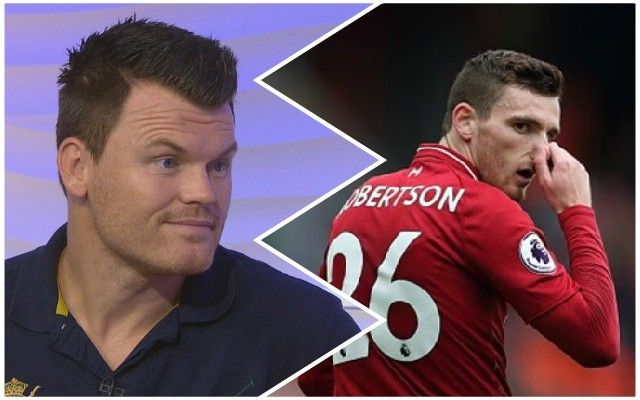 Riise makes bizarre claim about Andy Robertson
