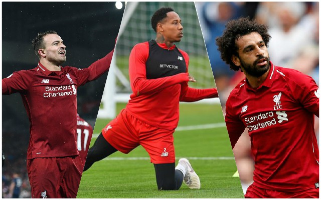 Fabinho, Shaqiri and Clyne: How the Reds should line up at Wolves