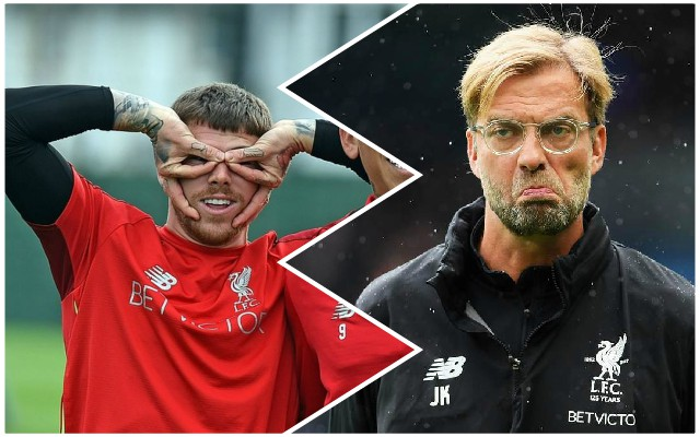 Reds man angrily hits out at Jurgen Klopp and looks set for January exit