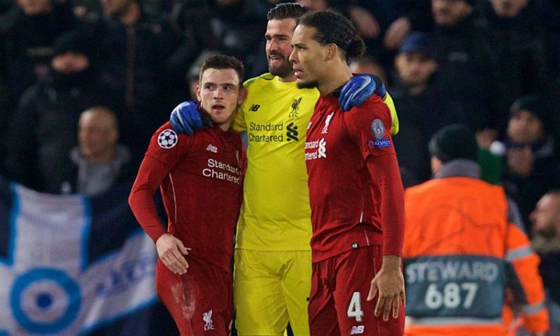 Alisson on 'the big secret' of Liverpool's 17 clean-sheets