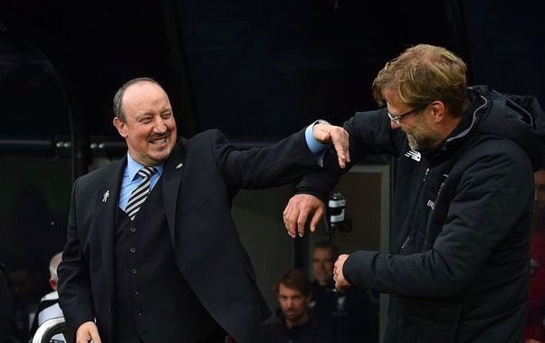 'Rafa Benitez, I love you' Liverpool fans go ballistic as former boss beats Man. City