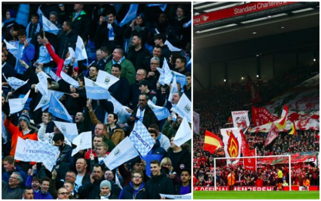 Survey suggests rival hatred for Liverpool is actually a myth