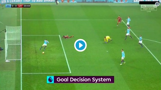 (Video) Nobody can believe LFC effort that somehow didn't cross line