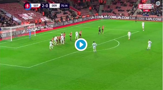 (Video) Harry Wilson has bagged from outside the box… Again