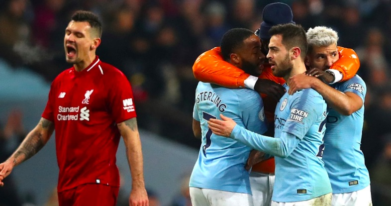 Lovren: What happened in dressing room after City defeat