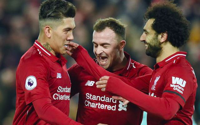 Liverpool rocked as linchpin misses training before Bayern