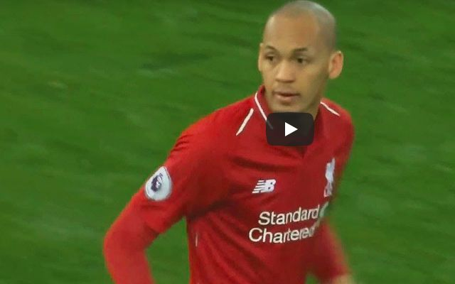 (Video) The best bits from Fabinho's dominant display vs. Crystal Palace