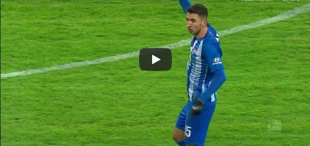 (Video) The best bits from Marko Grujic's excellent display vs. Schalke