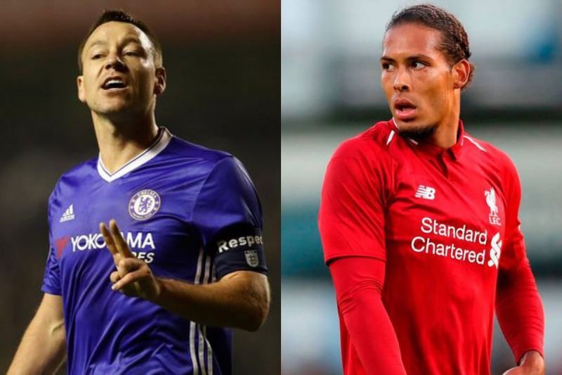 VVD 'ability-wise' better than Terry, Ferdinand, Stam – states 3-time league winner