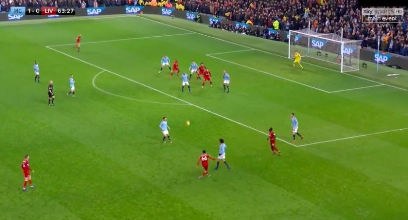 (Video) Firmino goal v City; Trent's left-footed ball sublime in buildup