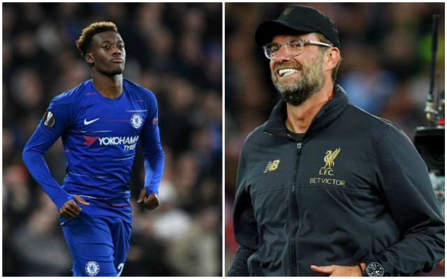 Fan develops theory for Liverpool's Hudson-Odoi 'interest'