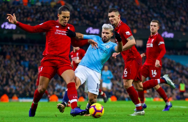 Bullish Van Dijk reacts to City loss; promises LFC will 'bounce back'