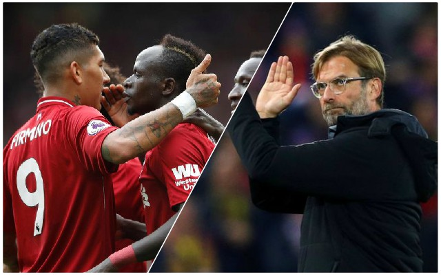 Why Liverpool's first defeat will not knock Premier League title belief