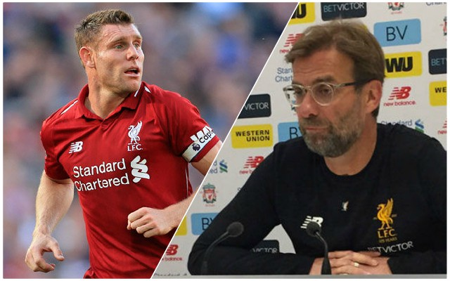 Klopp provides positive injury update ahead of Manchester City clash