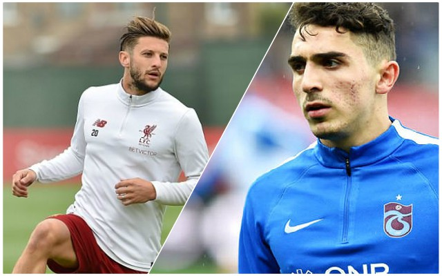 Reds linked with move for £27 million 'Lallana replacement'