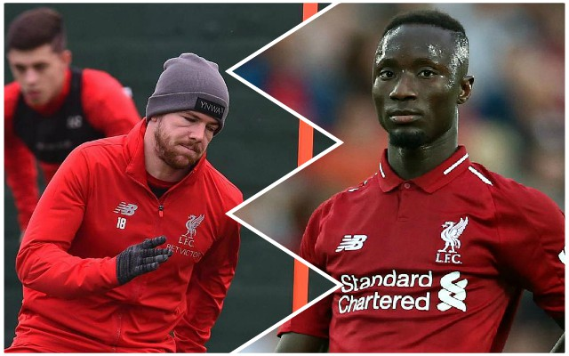 Minimum nine changes: How the Reds should line up at Wolves