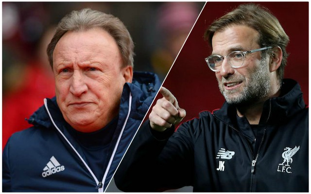 Neil Warnock launches scathing attack on Liverpool – but all is not as it seems