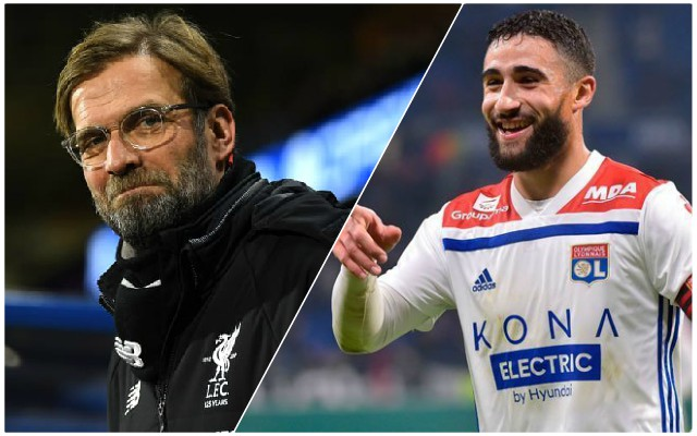 Reds fans get excited about Fekir – as his real location is uncovered