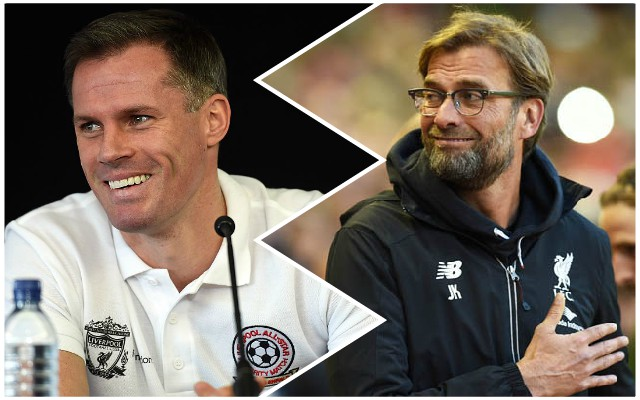 Carra explains the reason he won't follow Gerrard into management