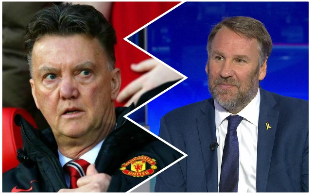 """Not normal"": Paul Merson hilariously slammed for ludicrous Reds suggestion"