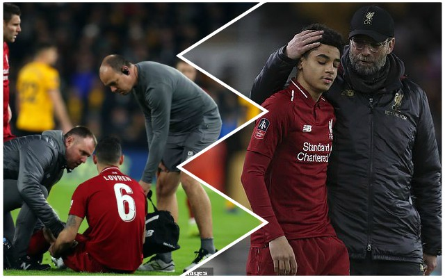 """""""Not cool"""": Klopp outlines why he was extra frustrated by Lovren injury"""