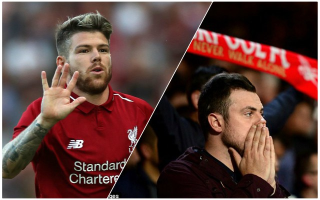 Reds fan changes Alberto Moreno's Wikipedia page following Wolves performance