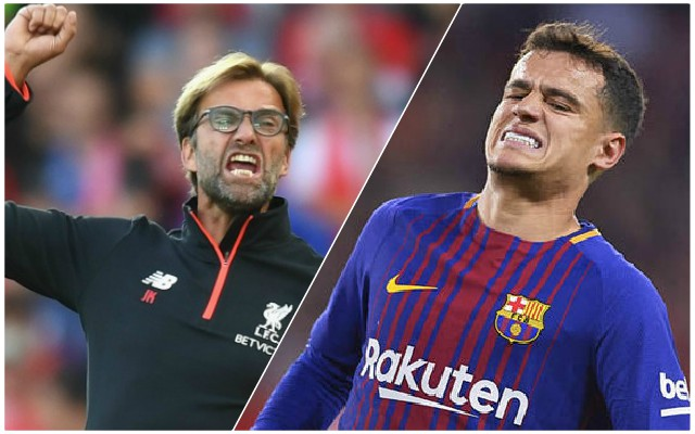 Reds would lose huge amount of money if United-linked Coutinho leaves Barca