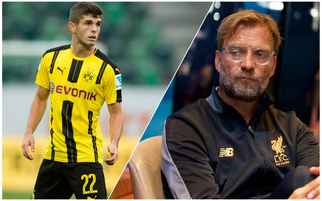 """Trust Klopp"": Reds fans react as Pulisic signs for Chelsea"