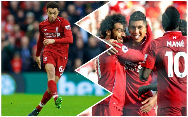 Trent: Why 'important' Brighton win meant so much to the Reds squad