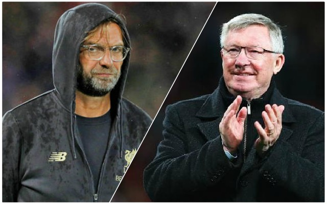 Klopp told: 'Be more like ex-Manchester United boss if you want to win the league'