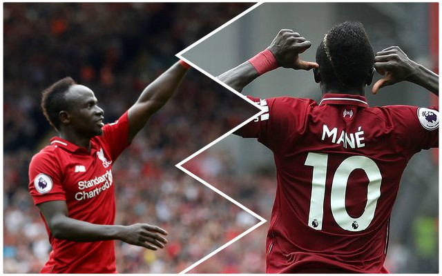 Mane's message to Reds supporters after 100th LFC appearance