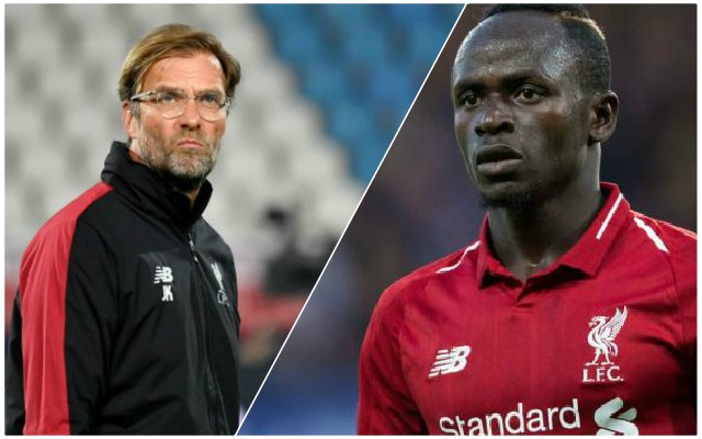 Klopp: Why Sadio Mane was one of my biggest career mistakes