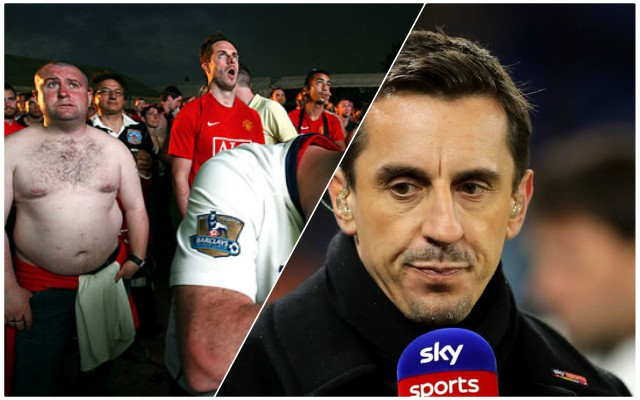 Gary Neville explains why United fans should want Reds to win the Premier League