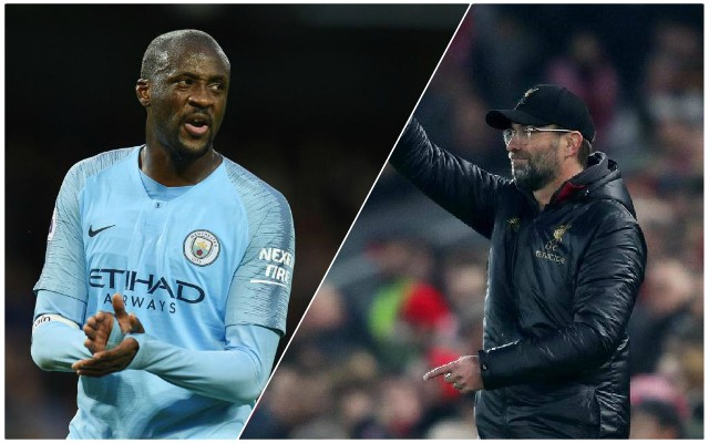 Ex-Manchester City man makes startling admission about the Reds