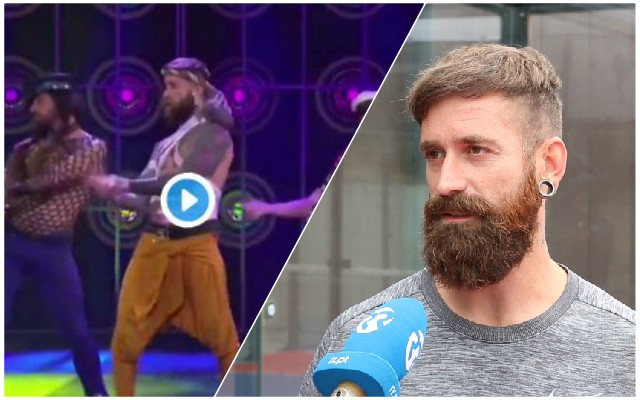 (Video) Bizarre: Ex-Red Raul Meireles as you've never seen him before