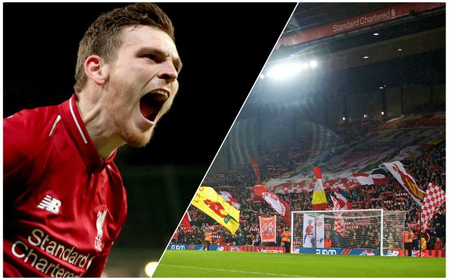 Reds fans will absolutely love Robertson's comments about the player's songs