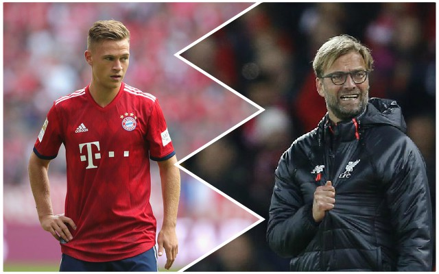 Kimmich's comments on LFC show how far Klopp has taken the Reds