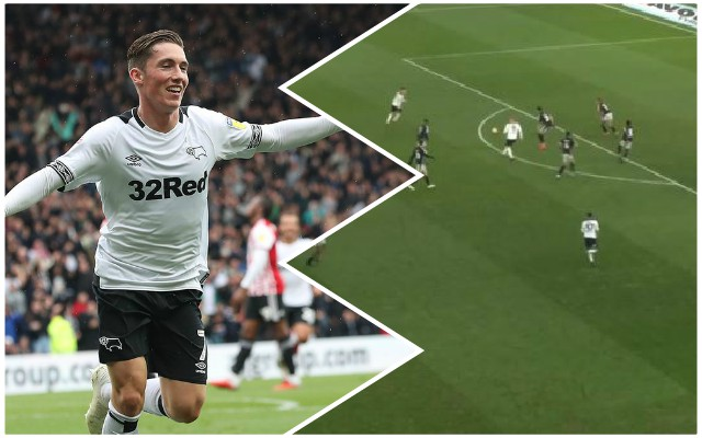 (Video) Harry Wilson has scored from outside the box yet again!