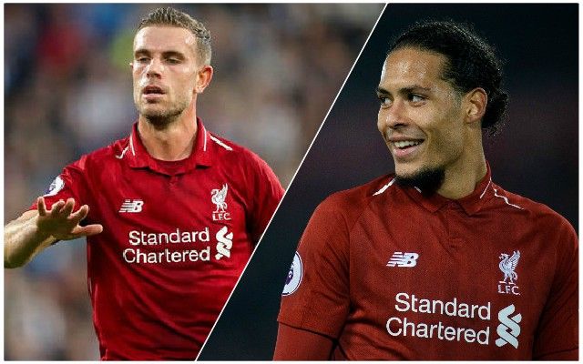 Henderson's huge role in signing 'transformer' Van Dijk outlined