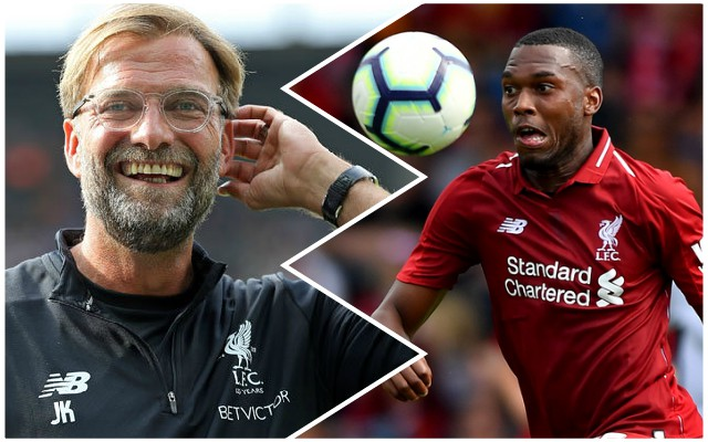 Sturridge offers honest opinion on Klopp as he refuses to be drawn on the title race